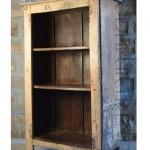 Vintage Bookcase   Antique Reproduction Wardrobes Bookcases