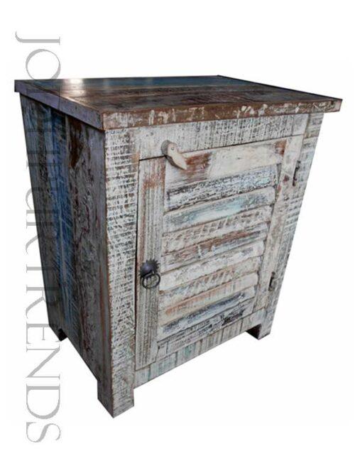 Boho Chic Bedside Table | Vintage Bedroom Furniture