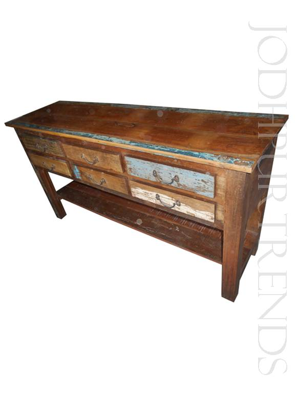 Vintage Buffet Table | Reclaimed Furniture