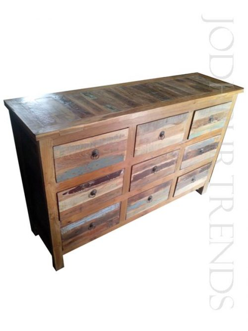 Vintage Chest of Drawers | Indian Wood Furniture