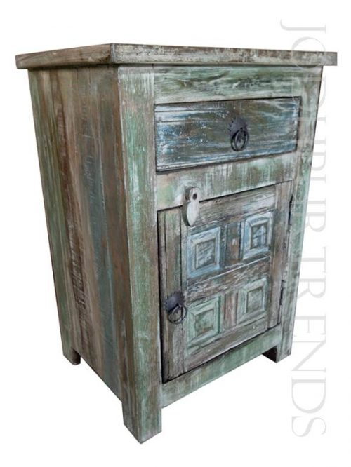 Antique Reproduction Nightstand | Vintage Home Furniture