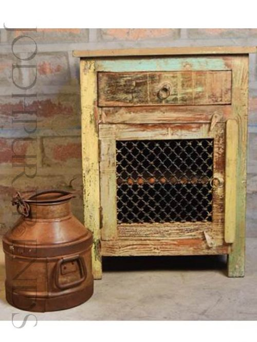 Exquisite Indian Bedside Table | Indian Style Furniture