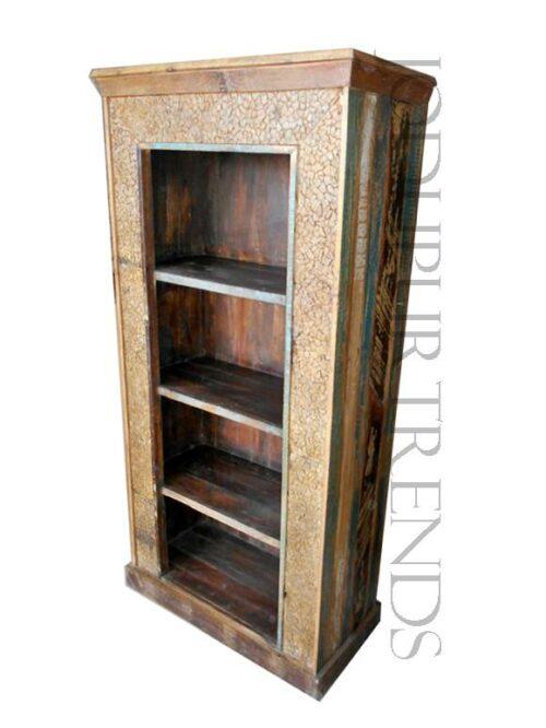 Vintage Cube Bookcase | Furniture Indian