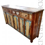 Buffet Table in Reclaimed Wood | Reclaimed Furniture Manufacturer