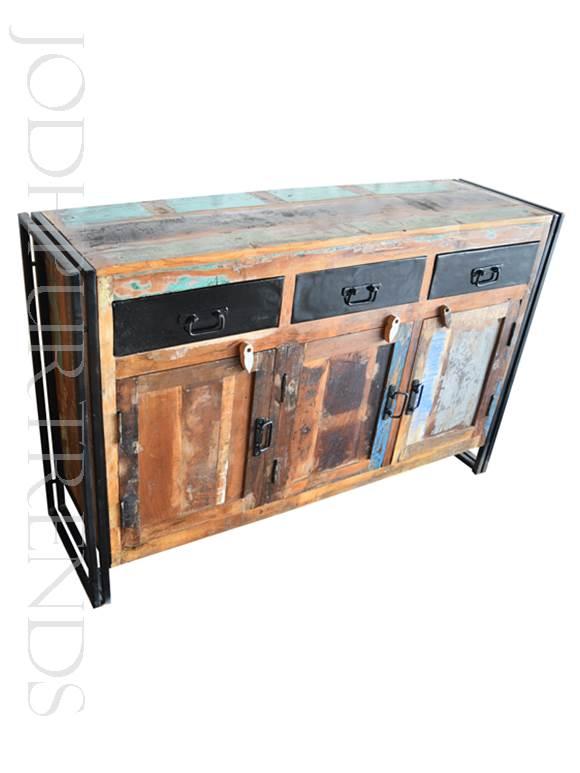 Industrial Sideboard | Industrial And Vintage Furniture India