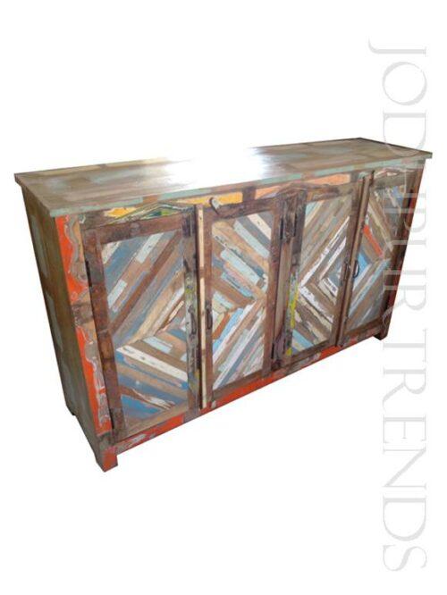 Vintage Industrial Sideboard   Industrial & Vintage Furniture India