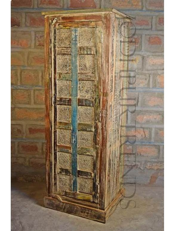 Antique Design Wardrobe | Vintage Furniture Wooden