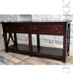 Solidwood Console Table | Furniture Manufacturers India