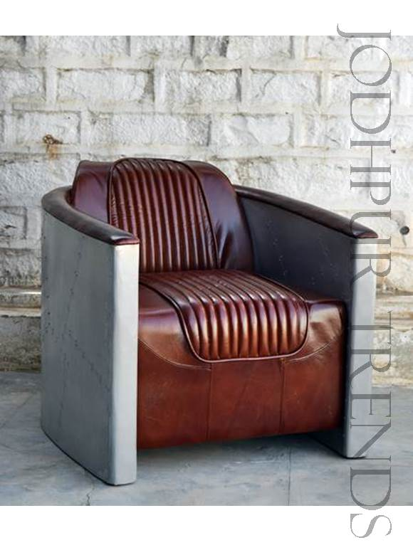 Aviator Armchair | Bespoke Furniture