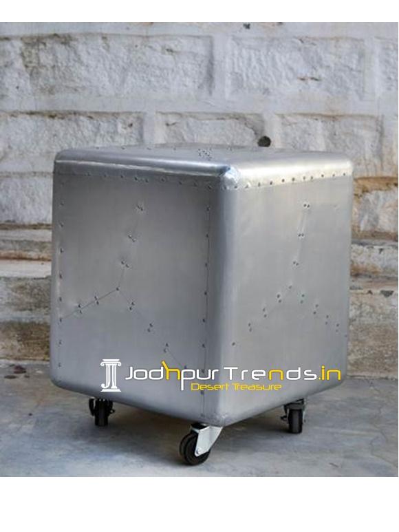 aviator furniture stool