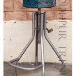 Industrial Bar Stool   Bespoke Furniture Design