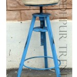 Industrial Bar Stool | Bespoke Furniture Company