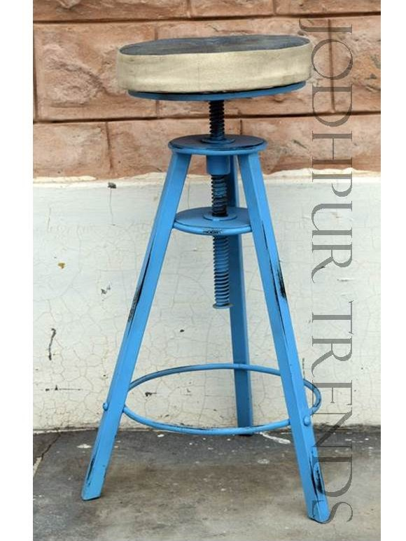 Industrial Bar Stool | Bespoke Furniture Company