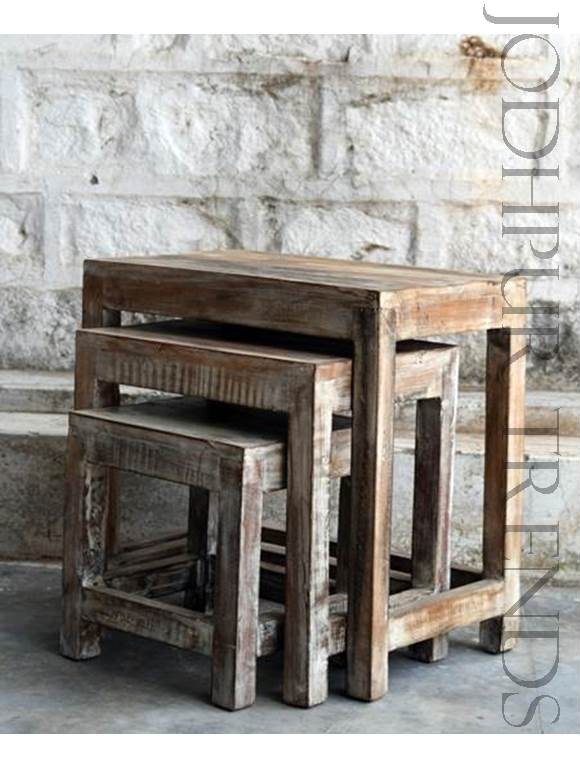 recycled stool