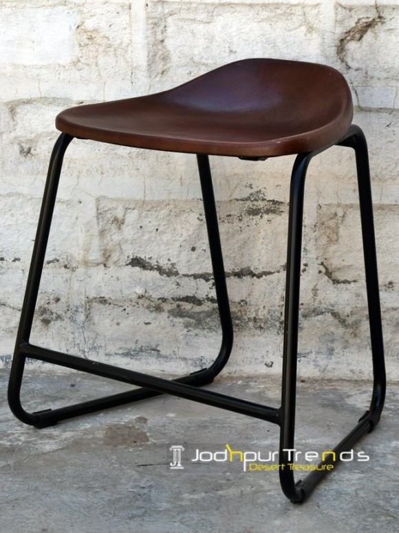 LEATHER INDUSTRIAL FURNITURE CHAIRS INDIA JDOHPUR