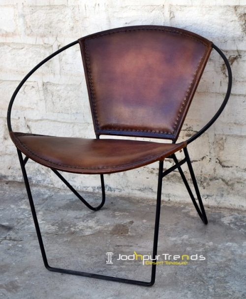 leather industrial furniture designs india