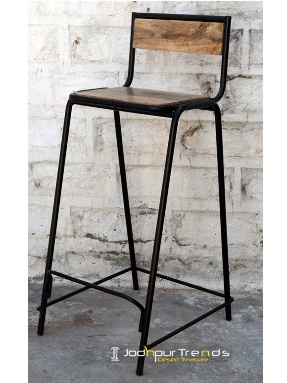 Counter Stool Industrial Chair Jodhpurtrends In Jodhpur Trends