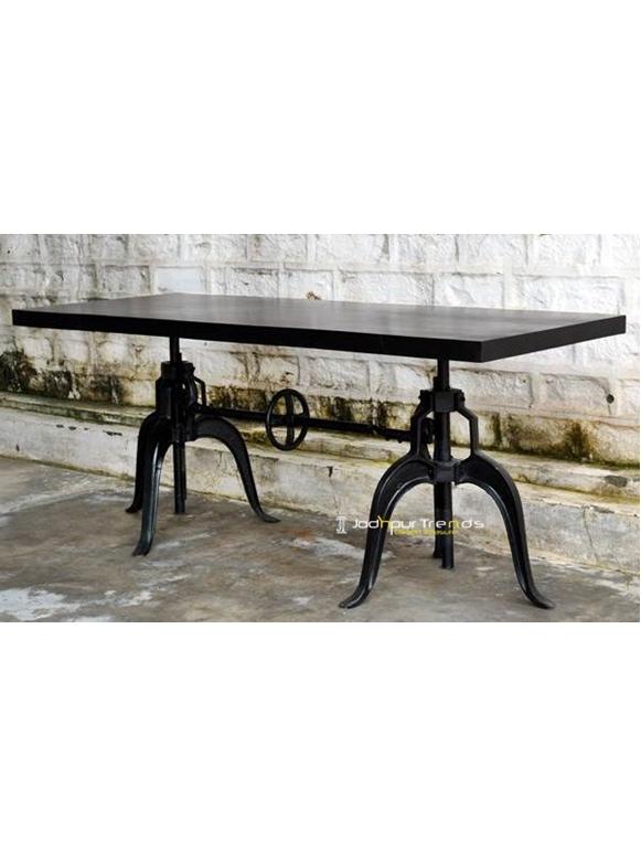 Industrial Dining Table Industrial Furniture Jodhpur