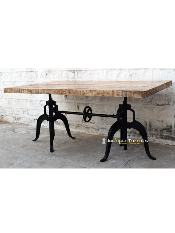 industrial cast iron table designs industrial furniture jodhpur india