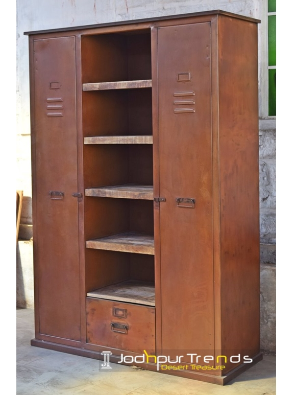Industrial Wardrobe | Jodhpur Furniture Show