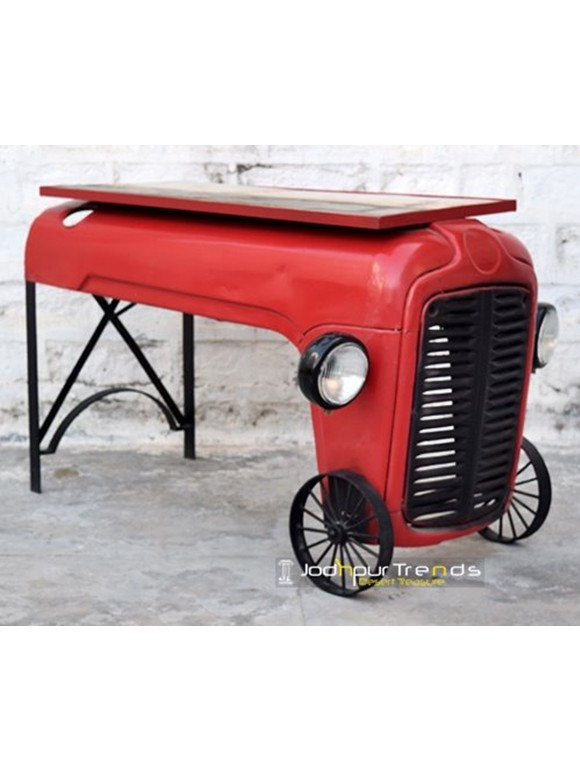 Industrial Tractor Counter | Jodhpur Modern Furniture