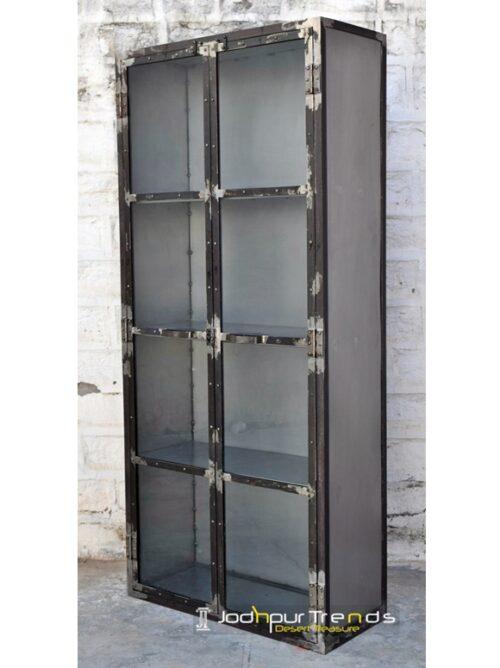 Iron Almirah | Jodhpur Metal Furniture