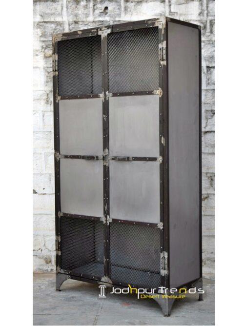 Metal Industrial Almirah | Jodhpur Furniture Metal