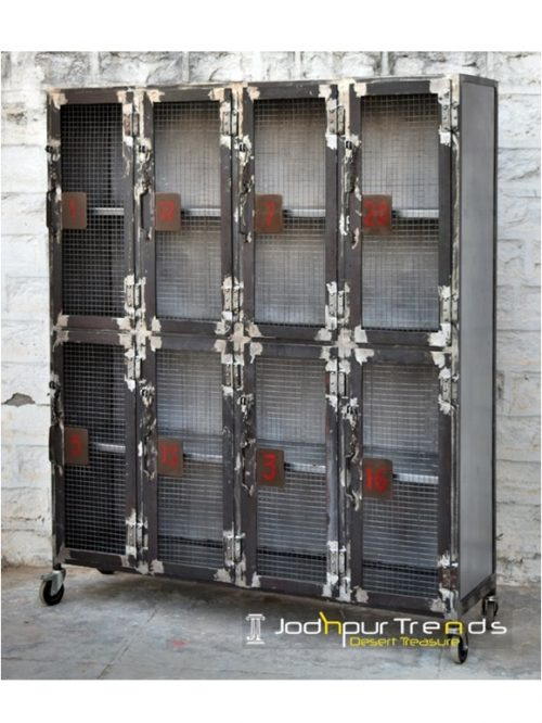 Barrister Bookcase | Home Jodhpur Furniture