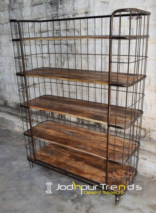 Mesh Bookcase   Jodhpur Furniture Suppliers