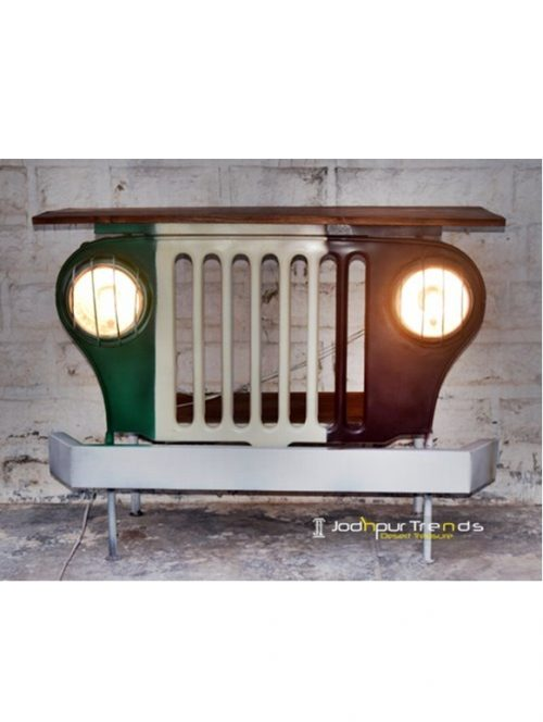 Automobile Console Table | Automobile Furniture
