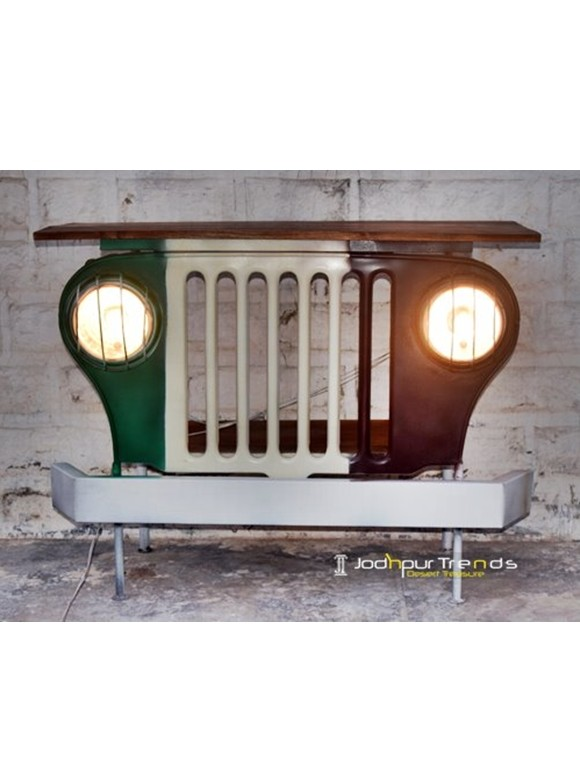Automobile Console Table | Automobile Furniture