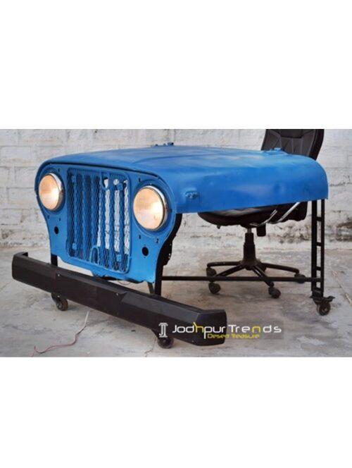 Automobile Desk | Jodhpur Furniture Price