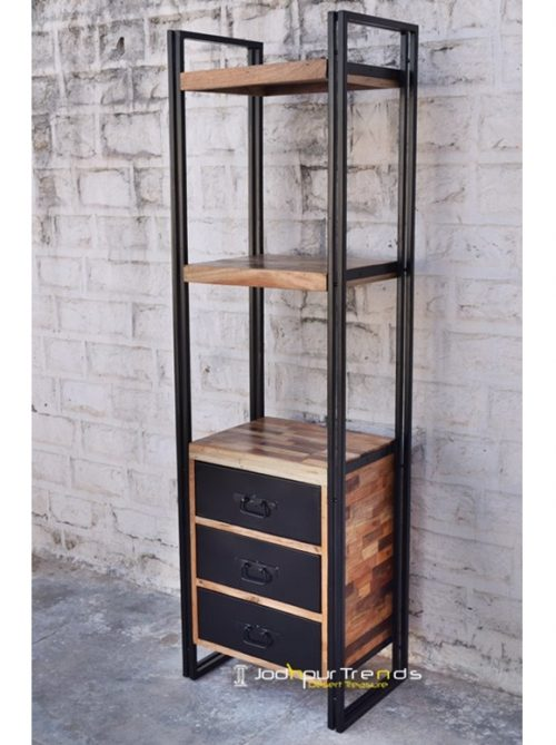 Bookcase in Industrial Design   Furniture From Jodhpur Rajasthan