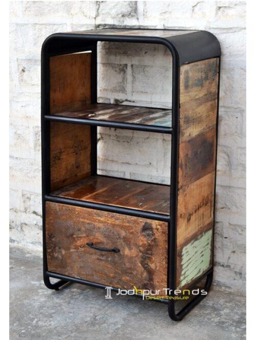 Reclaimed Bookcase   Jodhpur Furniture Factory