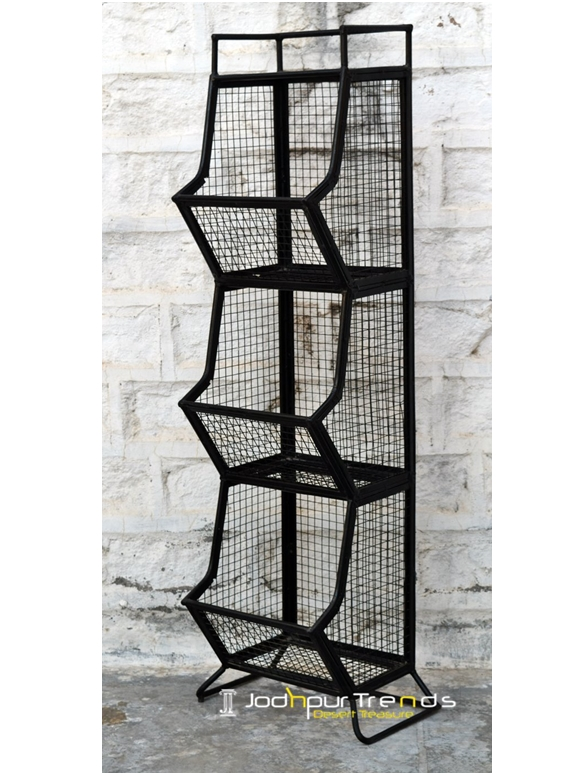 Etagere Bookcase | Jodhpur Furniture Fair