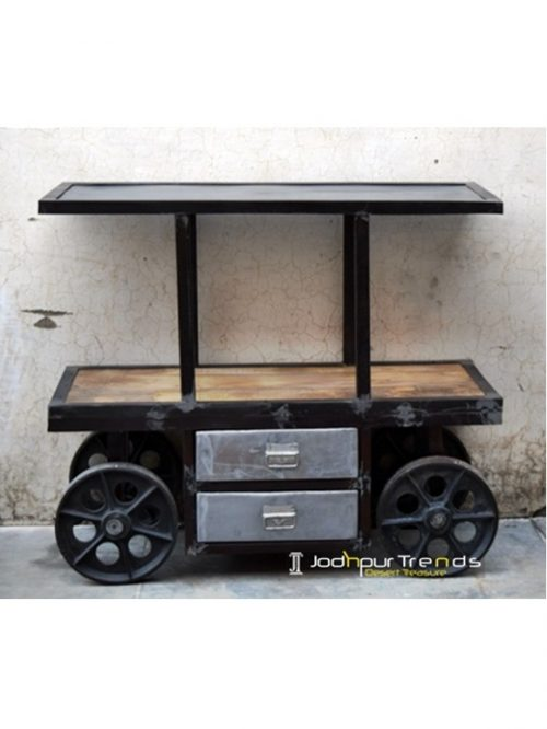 Expo Wheel Cart | Furniture Expo Jodhpur