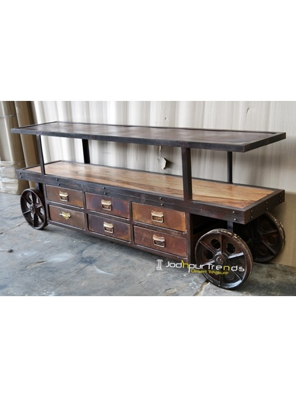 Jodhpur Wheel Trolley | Furniture Dealers Jodhpur