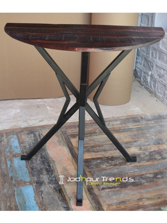 Industrial Cafe Table   Cafe Tables and Chairs for Sale