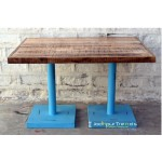Cafeteria Table in Dual Base | Cafeteria Tables and Chairs