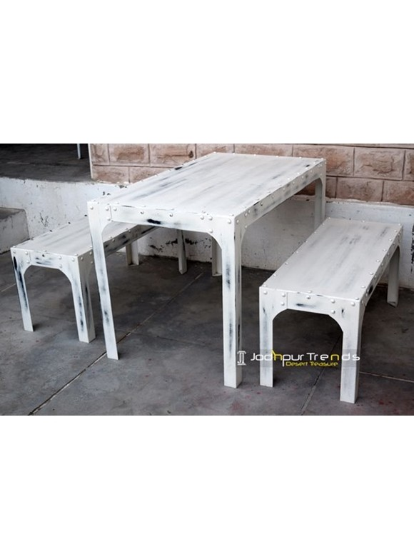 French Chic Cafe Table | Commercial Tables and Chairs Wholesale