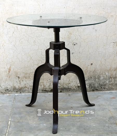 Cast Iron Table | Commercial Cafe Tables