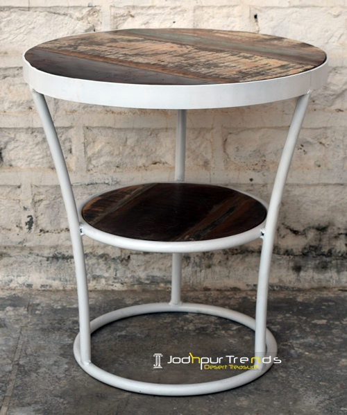 Dual Deck Coffee Table | Modern Restaurant Tables