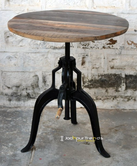 Eclectic Cafe Table | Restaurant Cafe Tables
