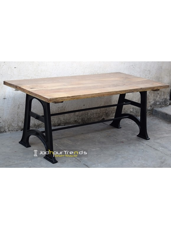 Industrial Design Table | Commercial Table and Chairs