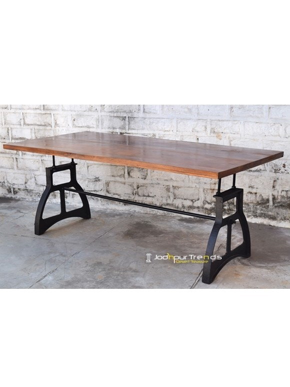 Commercial Table in Industrial Design | Commercial Restaurant Tables