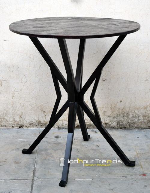 Coffee Table in Industrial Design   Coffee Shop Tables and Chairs