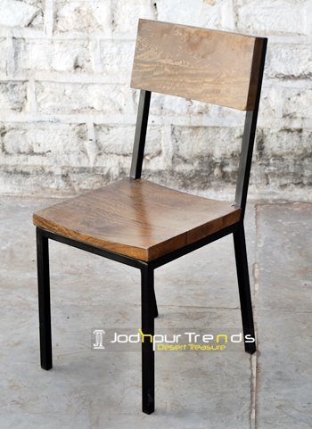 Industrial Dining Chair | Industrial Furniture Manufacturers