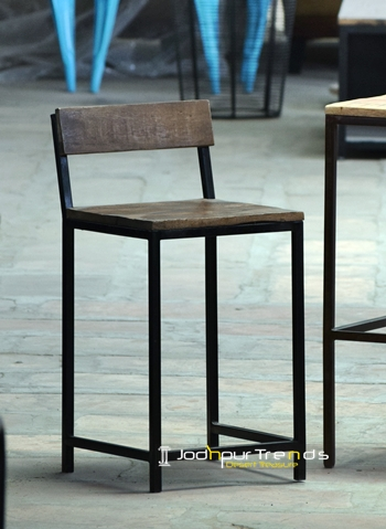 Fullback Dining Chair | Industrial Chair India