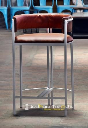 Leather Bar Chair | Bar Chairs Online