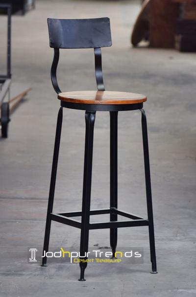 Industrial Bar Chair   Bar Furniture